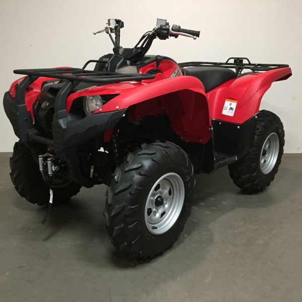 222 Yamaha Grizzly 550 EPS