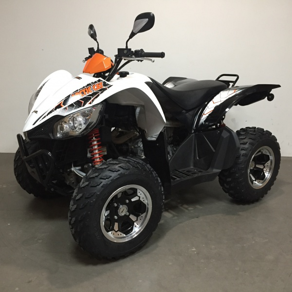 222 Arctic Cat DVX 450 4x4 incl kenteken