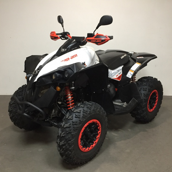 222 Can am Renegade 570 XXC incl kenteken