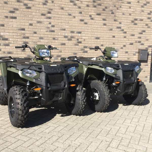 222 Polaris Sportsman 570