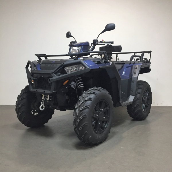 222 Polaris Sportsman 1000 XP incl kenteken