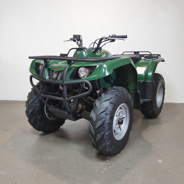 222 Yamaha Grizzly 350 4x4