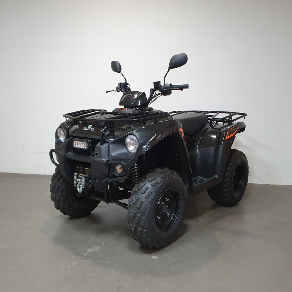 222 Kawasaki Brute Force 300 incl kenteken