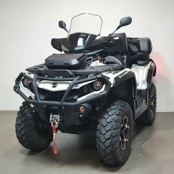 222 Can-am Outlander 1000 MAX LTD incl kenteken