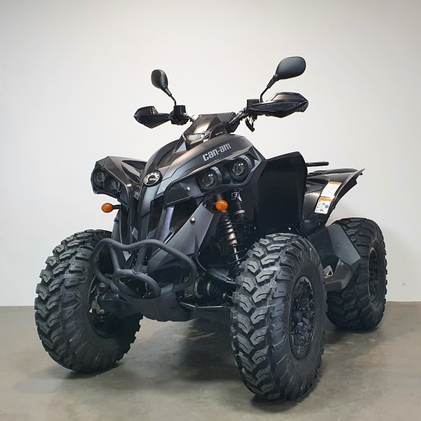 222 Can-am Renegade 1000 XXC incl kenteken