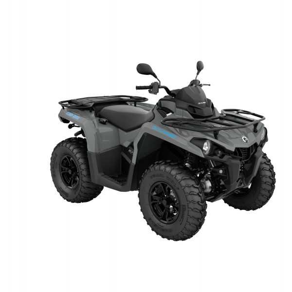 222 Can-am Outlander 570 DPS T 2021