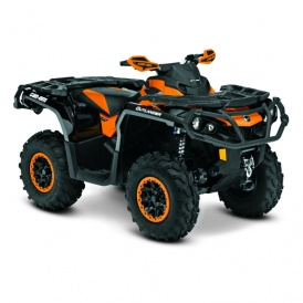 222 Can-am Outlander XT-P 650 2016