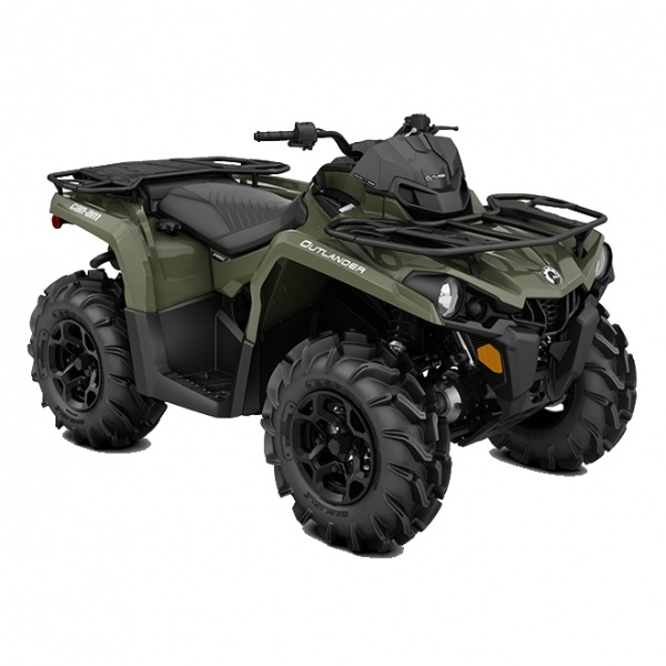 222 Can-am Outlander 450 Pro 2018