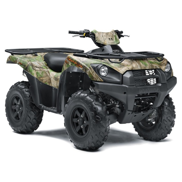 222 Kawasaki Brute Force 750 EPS Camo 2019