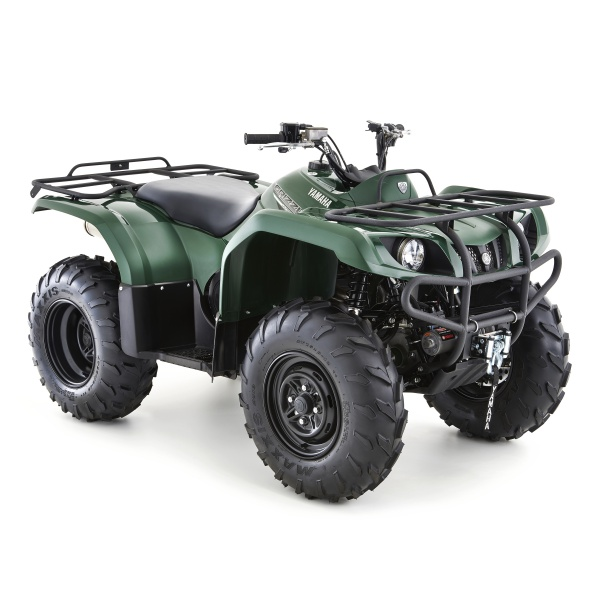222 Yamaha Grizzly 350 4WD 2020