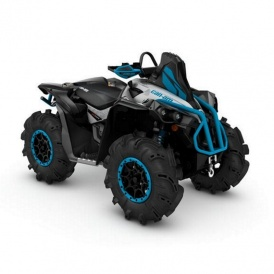 222 Can-am Renegade XMR 1000
