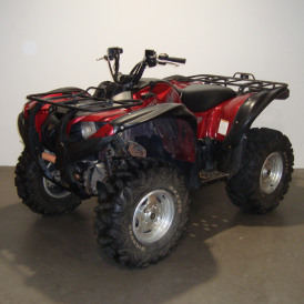 222 Yamaha Grizzly 700 SE