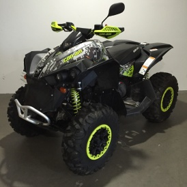 222 Can Am Renegade 1000 XXC