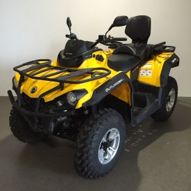 222 Can Am Outlander 570L Max