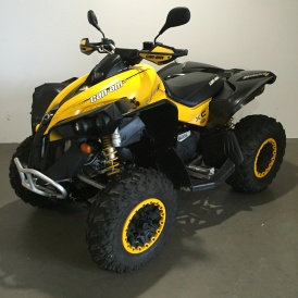 222 Can am Renegade 800X