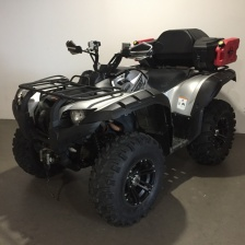 222 Yamaha Grizzly 700 EPS SE