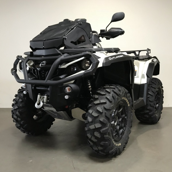 222 Can Am Outlander 1000 XT-P met kenteken