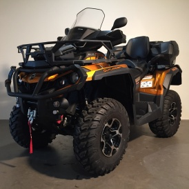 Can Am Outlander LTD 1000R MAX 2016