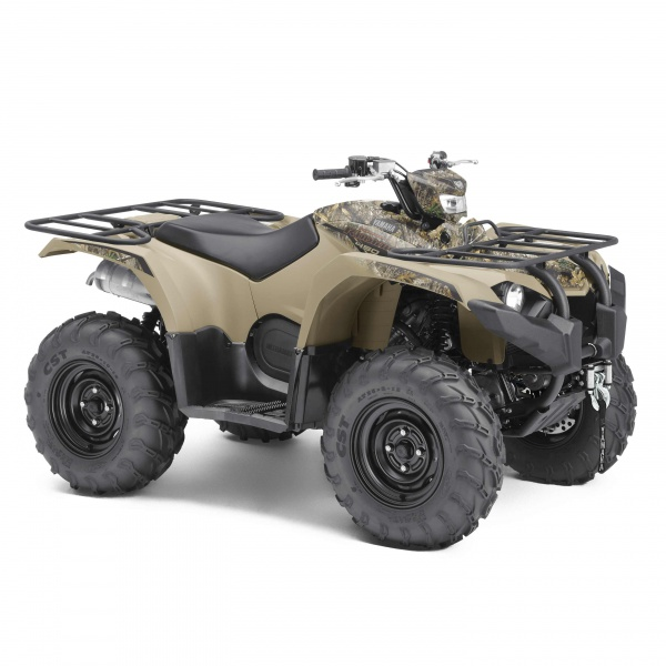 222 Yamaha Kodiak 450 IRS 2020 Camo