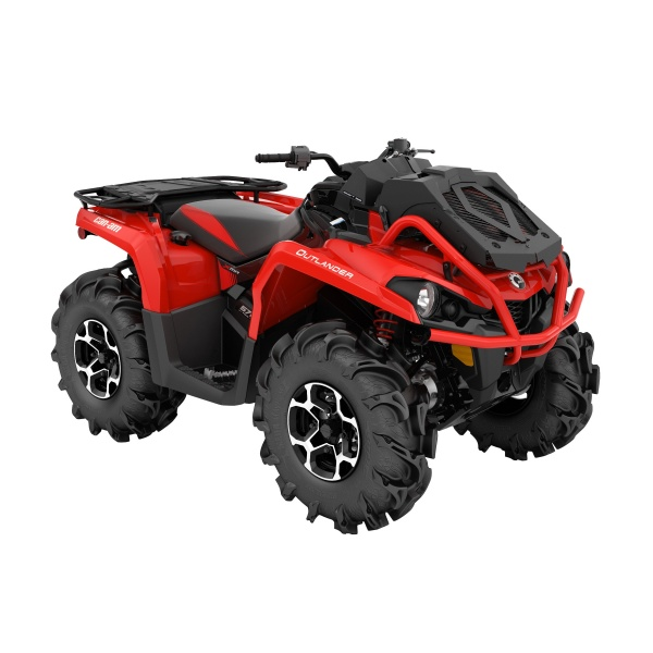 222 Can-Am Outlander XMR Light 570 2018