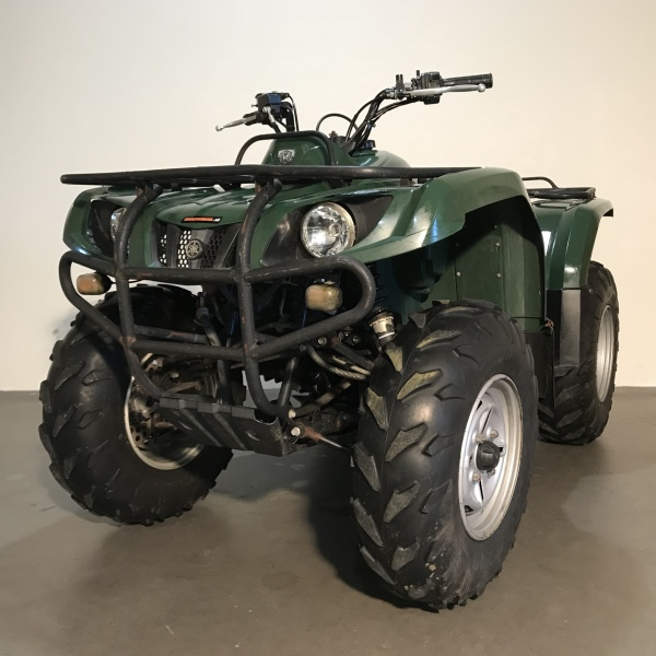 222 Yamaha Grizzly 350
