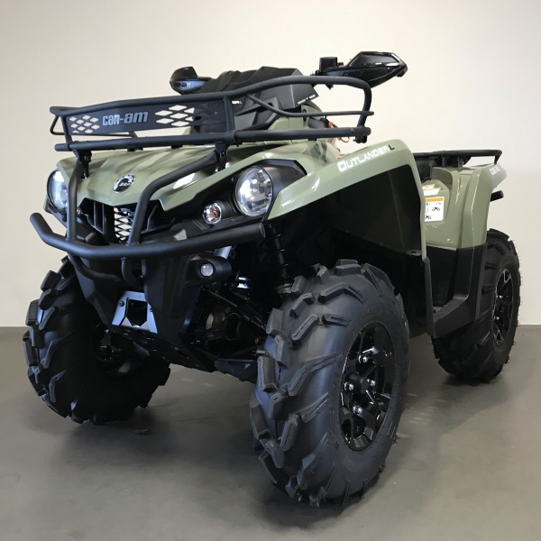 222 Can-am Outlander 570