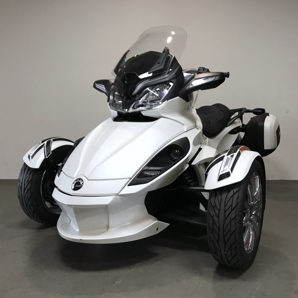 222 Can-am Spyder ST 990 LTD