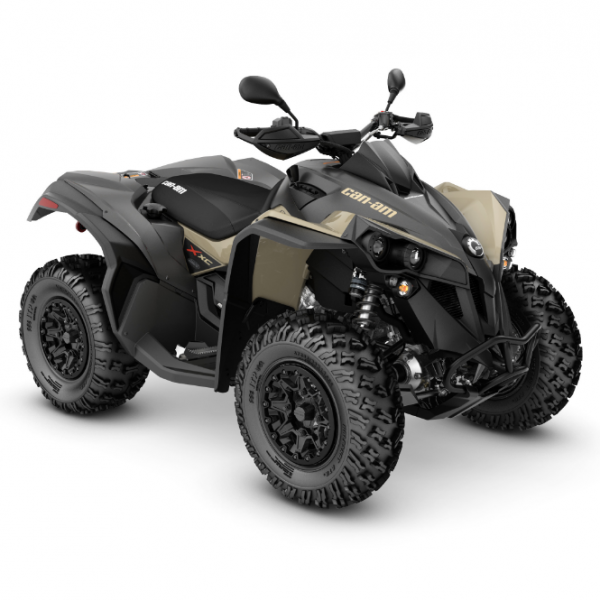 222 Can-am Renegade 650 XXC T 2021