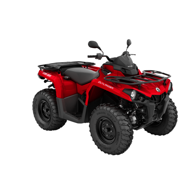 222 Can-am Outlander 450 STD T 2021