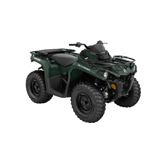 222 Can-am Outlander 450 XU T 2021