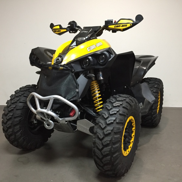 222 Can-Am Renegade 1000 X XC