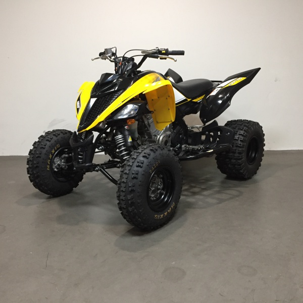 222 Yamaha Raptor 700R (60th)