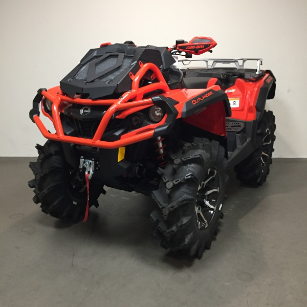 222 Can-Am Outlander 1000 XMR