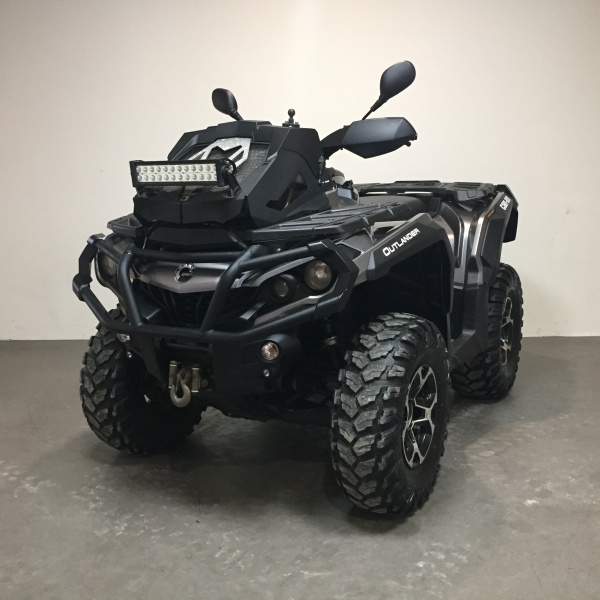 222 Can-Am Outlander XT 1000