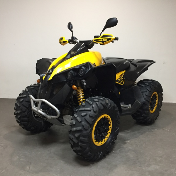 222 Can-Am Renegade XXC 1000R