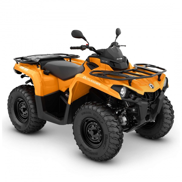 222 Can-am Outlander 570 DPS T 2020