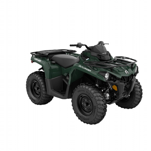 222 Can-am Outlander 570 XU T 2021