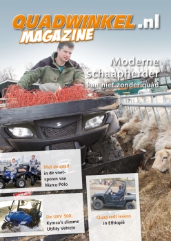Magazine Quadwinkel 2010