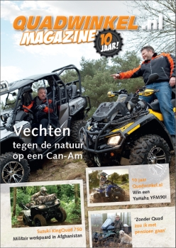 Magazine Quadwinkel 2012