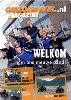 Magazine Quadwinkel 2014